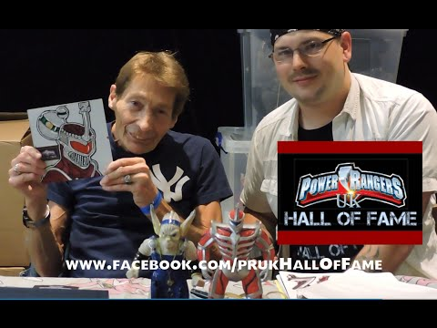 Power Rangers Hall of Fame Interviews Robert Axelrod Voice actor of Finster & Lord Zedd