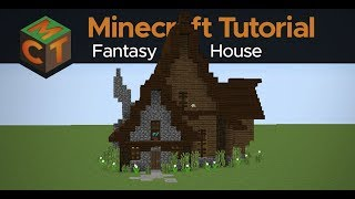 Simple Fantasy House Minecraft Tutorial YouTube