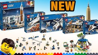LEGO Summer sets: Space, Creator, Architecture, 50+ pics & thoughts!