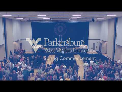West Virginia University at Parkersburg Spring Commencement 2018