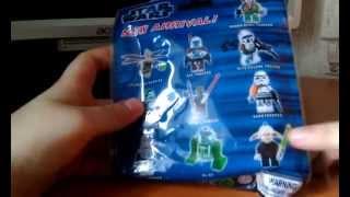 Обзор китайской мини-фигурки лего Star Wars №1