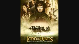 At The Sign Of The Prancing Pony-Lord Of The Rings:The Fellowship of the Rings