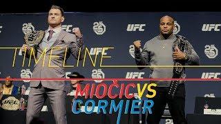 UFC 226 Timeline: Stipe Miocic vs. Daniel Cormier - MMA Fighting