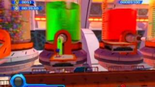 Sonic Colors - Sweet Mountain - Candy Is Handy