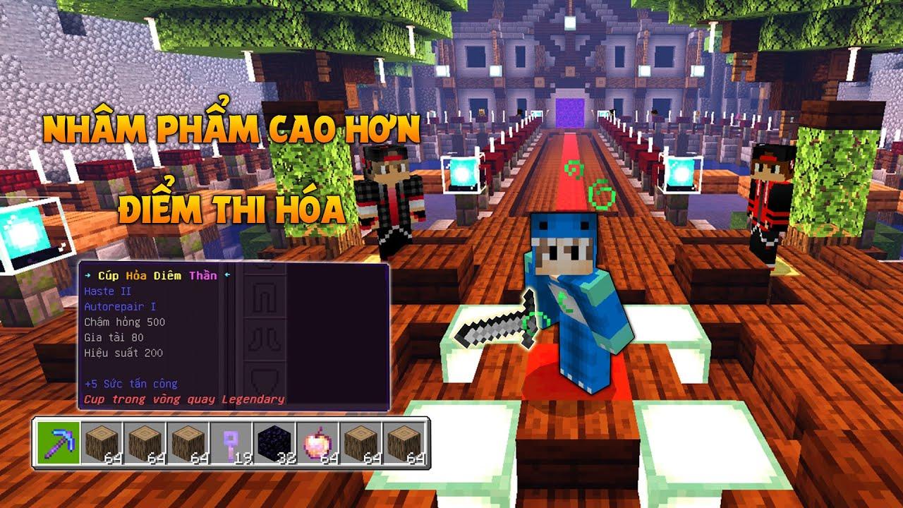 [MCPE] Server SKYBLOCK VN 1.14.60 🤣 – Server Minecraft PE VN 1.14.60 | NAGA TV