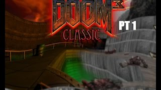 Скачать Doom 3 Classic Doom 3 Cdoom Mod 100 Secrets Playthrough Pt 1 3