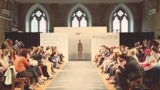 eBay.ie - Online Fashion Week Show 2012