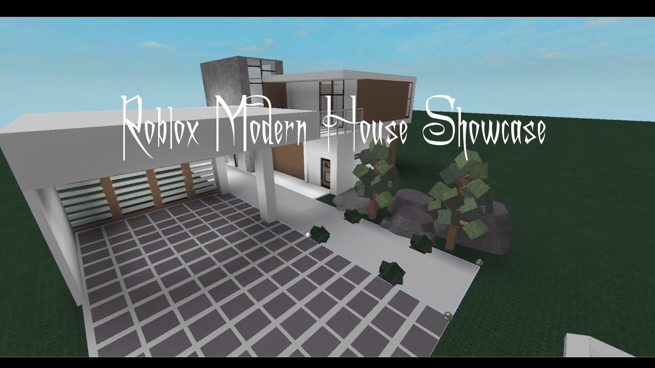 Modern House Roblox