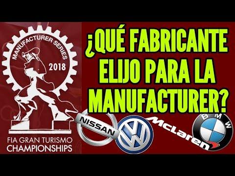 Gran Turismo Sport - Nuevos coches para Manufacturer Series ?? Necesito vuestra ayuda !! thumbnail