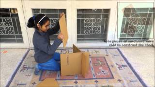 Socially Responsible Engineering: A Cardboard Stool