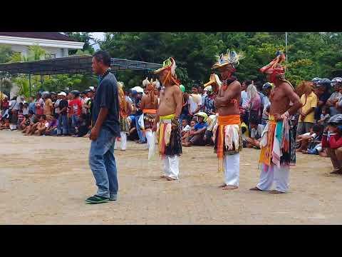 CACI Dance of Manggarai