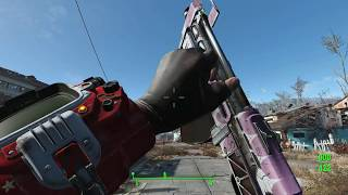 Fallout 4 Mod Review Makeshift SMG