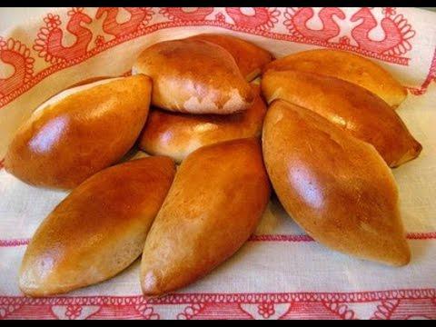 Как сделать Пирожки в Духовке с Капустой