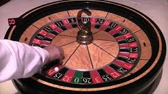Roulette Wheel and Ball System For Professionals