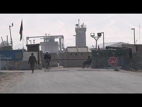 США закрыли в Афганистане пыточную тюрьму Баграм