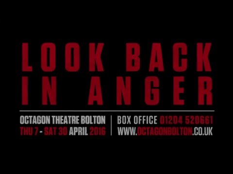 Look Back In Anger Trailer 2016