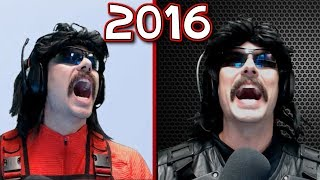 DrDisRespect's Best of Oldest Twitch Clips #1