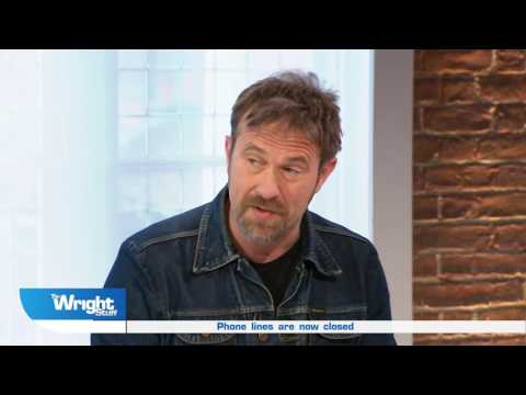 Watch actor Jason Merrells tell us about his fantastic new play 'Twitstorm'! #WrightStuff