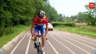 Drentse talenten aan de start bij EK wielrennen: 'Benieuwd wat er mogelijk is'