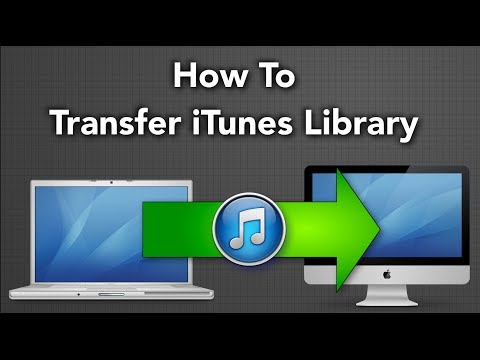 How To Backup and Transfer iTunes Library From One Computer to Another