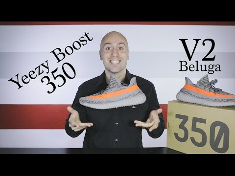 Yeezy Boost 350 V2 Beluga Unboxing + Review + On Feet +