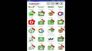 Apretaste Android app demo para CubaNet