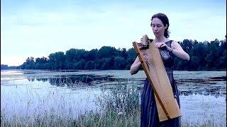 Celtic Harp Solo - The Lady of Gollerus // Nadia Birkenstock (keltische Harfe)