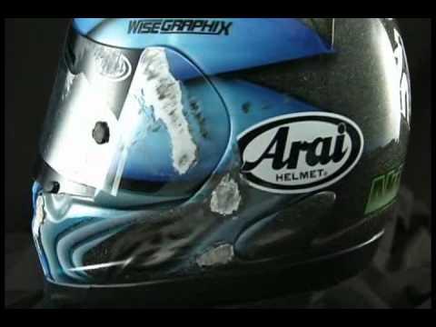Arai Crash Helmet History