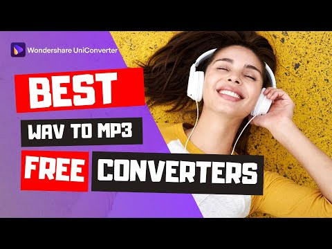 The Best Free WAV to MP3 Converters