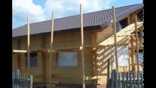 Строительство дома из профилированного бруса(http://www.cgstroy.ru/proizvodstvo-profilirovannogo-brusa/ Цены от 12 500 руб./куб.м. Строительство под ключ по всей России Крупнейшая..., 2015-05-24T15:07:41.000Z)