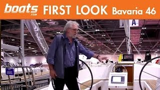 Bavaria 46 Cruising Yacht: First Look