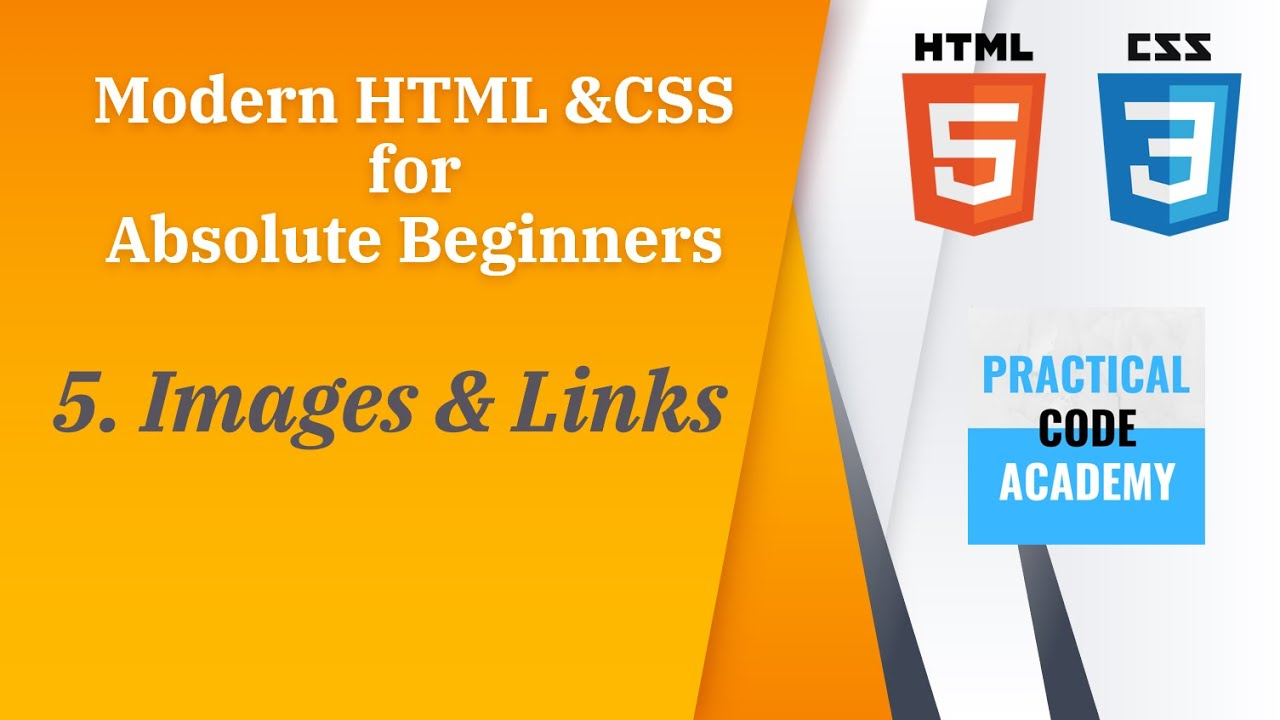 HTML Images & Links