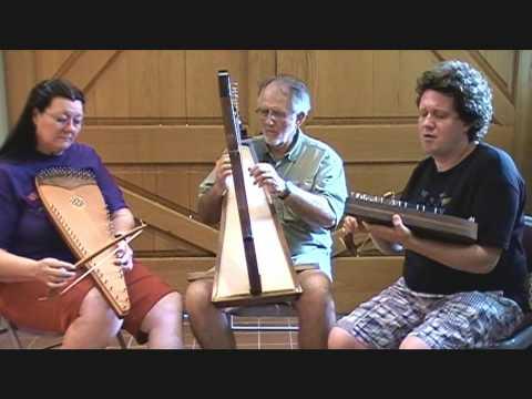 Shenandoah - Harp & Psalteries