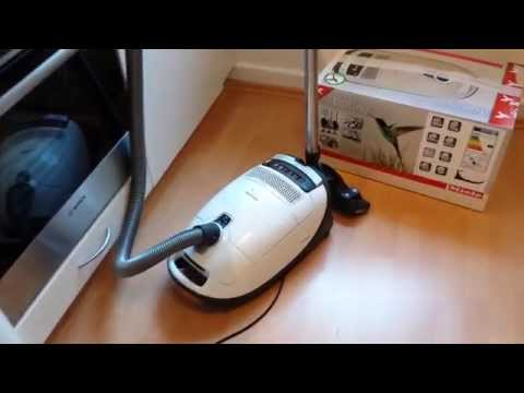 видео: miele s 8340 ecoline bodenstaubsauger hd video ( Обзор пылесоса )