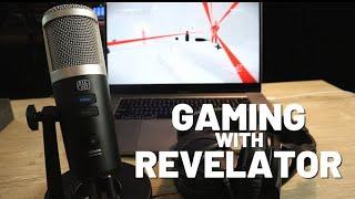 Gaming with #Revelator