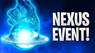 DAS NEXUS EVENT und DER VULKAN BRICHT AUS! 🔥   Fortnite: Battle Royale