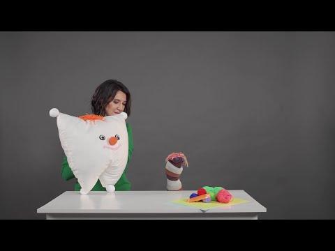 Кукольный театр своими руками. Видео для Мобильного Театра Сказок МТС