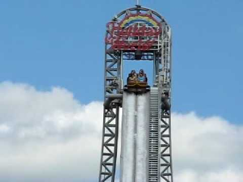 America's Tallest Water Ride - Giraffica at Holiday World