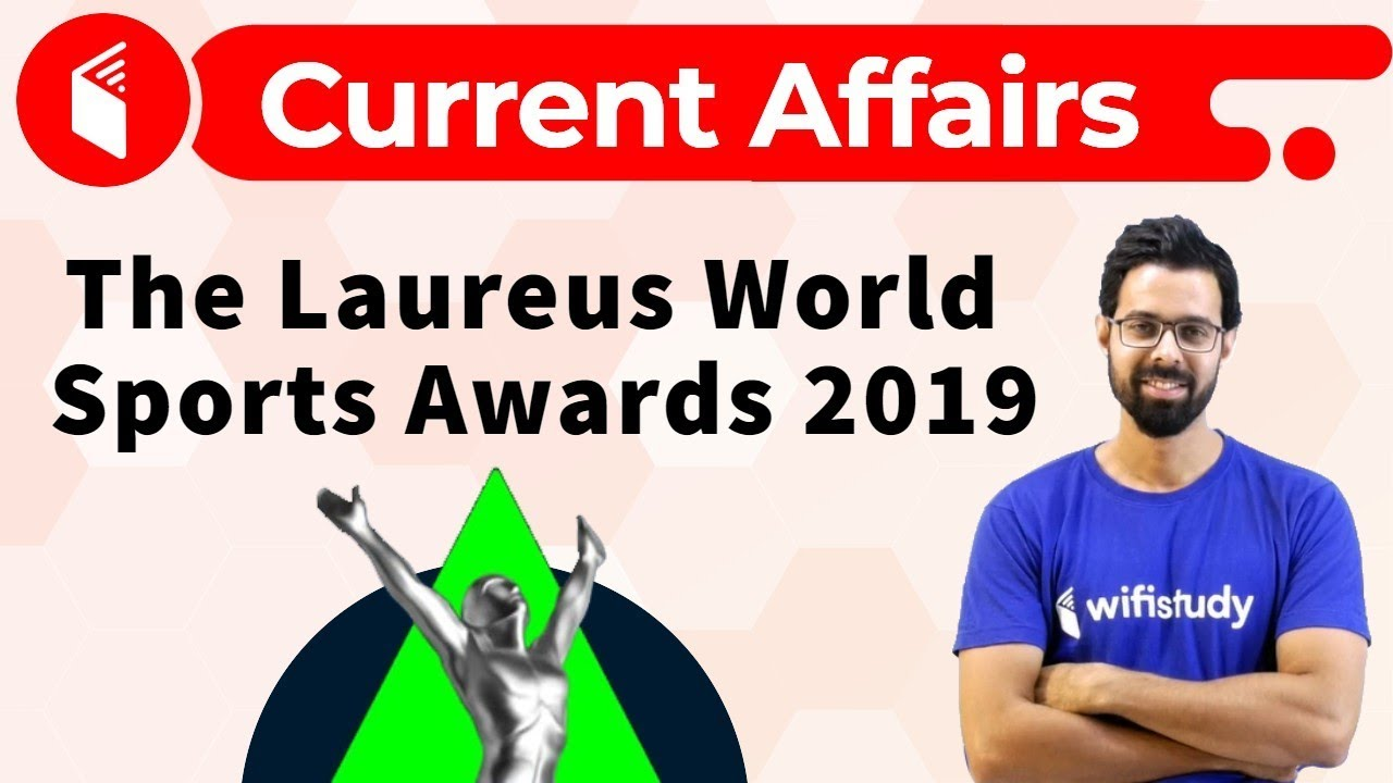The Laureus World Sports Awards 2019 by Bhunesh Sir | Sports News 2019