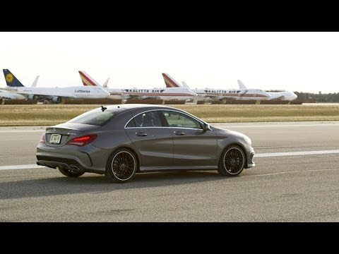 2014 Mercedes-Benz CLA45 AMG | STANDING MILE