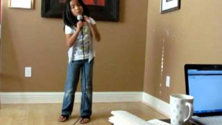 Jessie J's Price Tag cover sang by 8 yr old Ayanna N