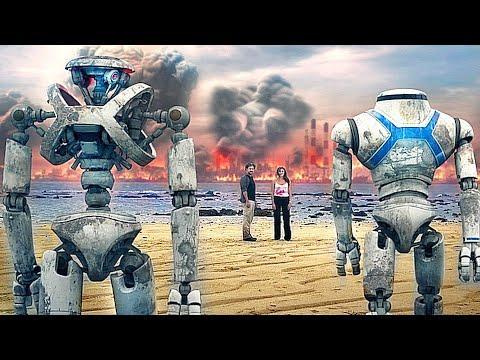 Rise of the Machines - Film COMPLET en Français (Robots, SF, Anticipation)