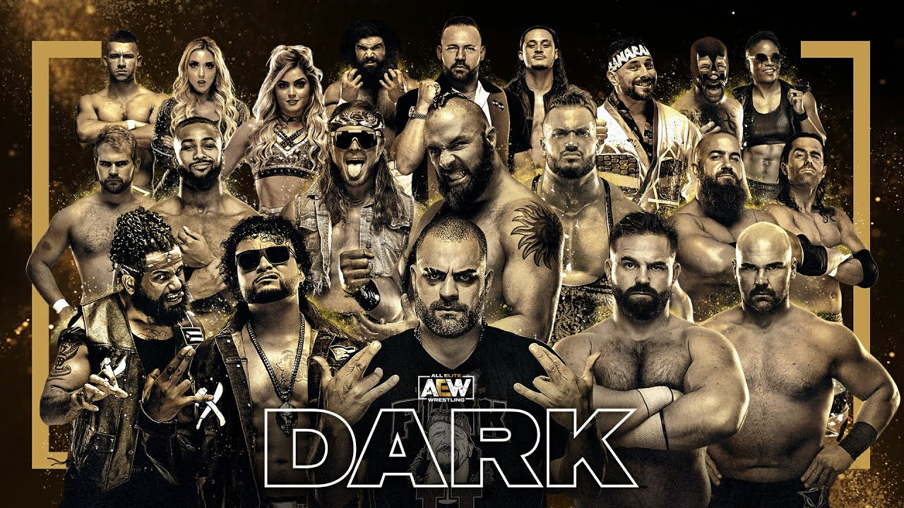Download It's Grand Slam Week! 14 Matches & Over 90 min of Action Headline a Loaded Show | AEW Dark, Ep 109