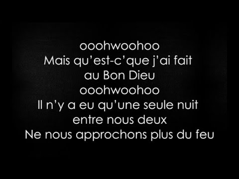 Kendji Girac, Soprano - No Me Mires Mas lyrics - paroles