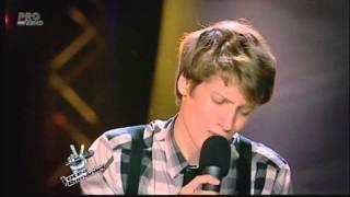 Baixar The Voice of Romania - Sebastian Muntean