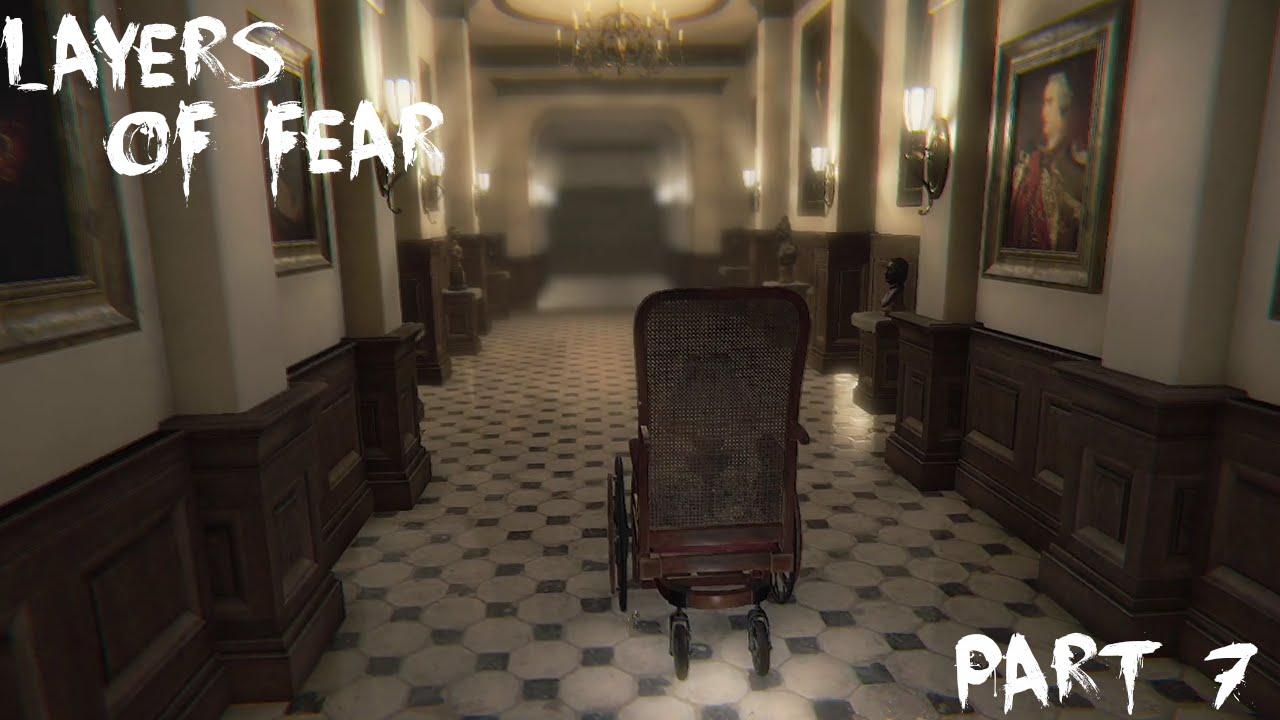 Layers of Fear Part 7 [German] Ab in Badewanne