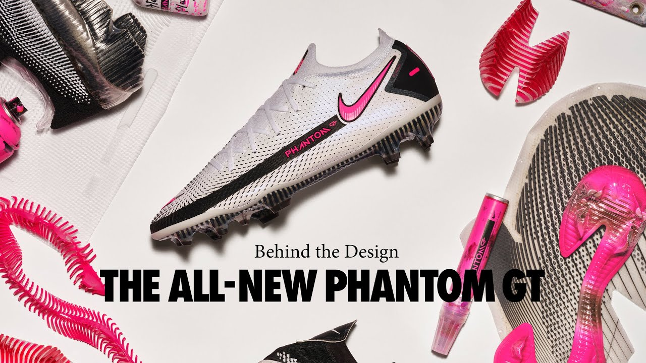 Phantom GT | Behind the Design | Nike Football