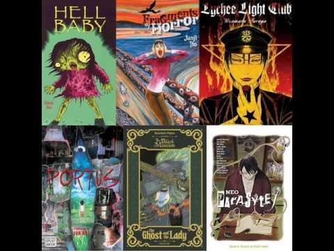 Manga: Reviews of Various Horror Manga