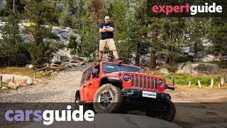 Jeep Wrangler 2019 review