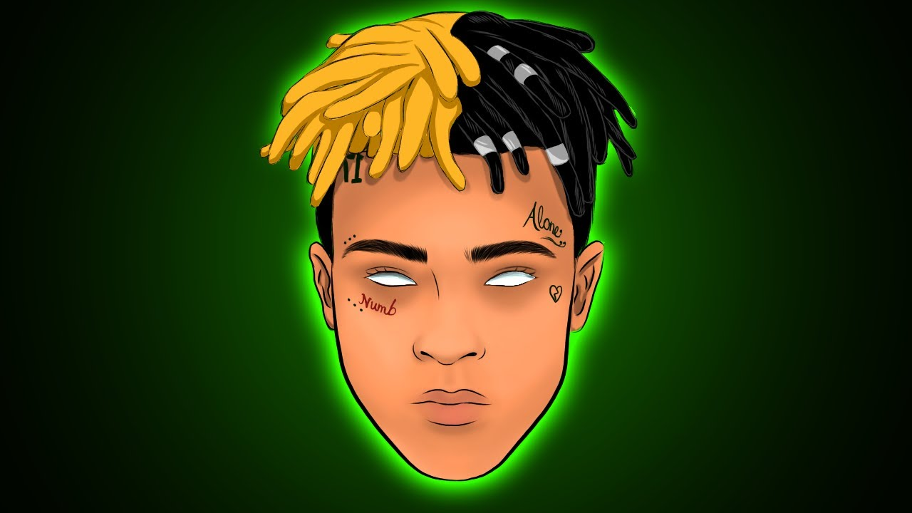 Cartoon Tutorial On Ibispaint Xxxtentacion - Youtube-5723